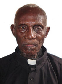 The Rev. Issac Momoh Ndanema