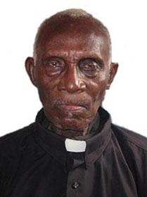 The Rev. Issac Momoh Ndanema