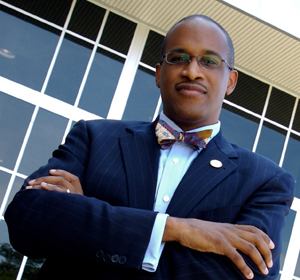 Dr. Walter Kimbrough, president of Philander Smith College.