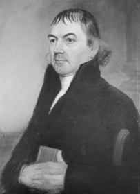 Bishop William McKendree. Photo courtesy of The General Commission on Archives and History of the United Methodist Church.