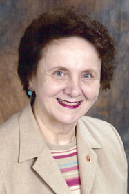 Bishop Ann Sherer-Simpson