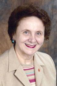 Bishop Ann Sherer-Simpson