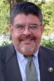 Raúl B. Alegría. A UMNS photo by Bilha Alegría.