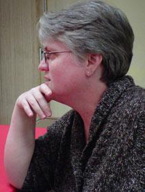Teresa Mueller. A UMNS web-only photo courtesy of Teresa Mueller.