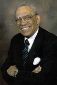 The Rev. Julius S. Scott Jr. <br/> Photo courtesy of the Rev. Julius S. Scott Jr.