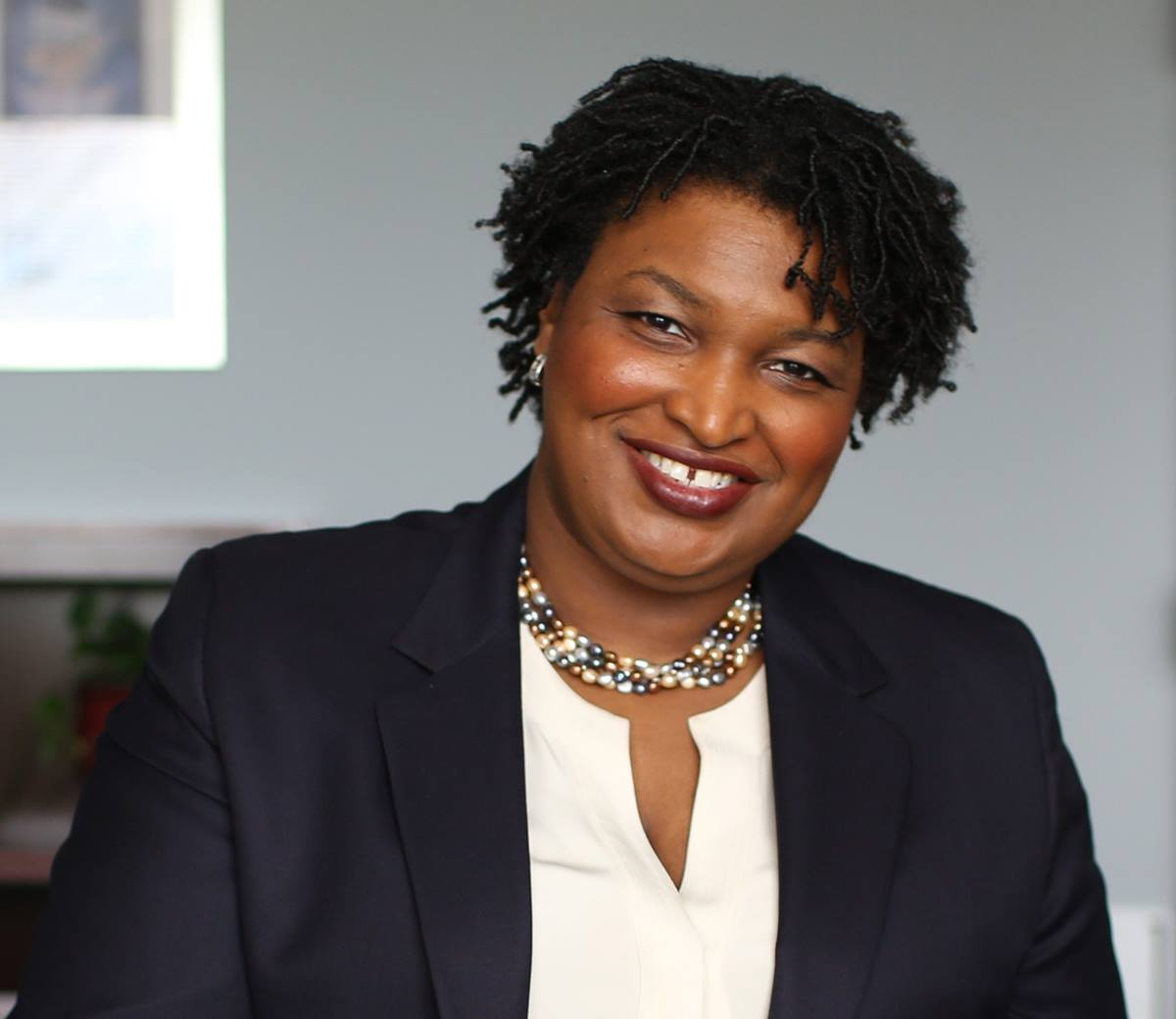 Stacey Abrams won more than 75 percent of votes to become Georgia's Democratic nominee for governor. She made it a point to thank her United Methodist pastor parents and to quote from the Book of Esther in her acceptance speech.