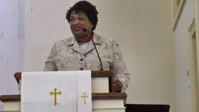Stacey Abrams is an active member of Columbia Drive United Methodist Church.  Photo courtesy of Columbia Drive United Methodist Church