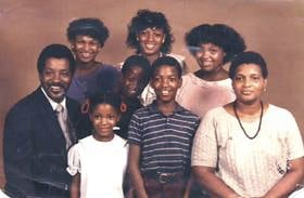 Stacey Abrams and her five siblings grew up in Gulfport, Miss. Photo courtesy of Stacey Abrams
