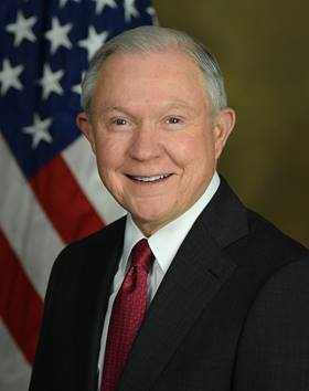 U.S. Attorney General Jeff Sessions had faced official church complaints from fellow United Methodists, but those were dismissed by a district superintendent in the Alabama-West Florida Conference. Photo courtesy of U.S. Department of Justice.