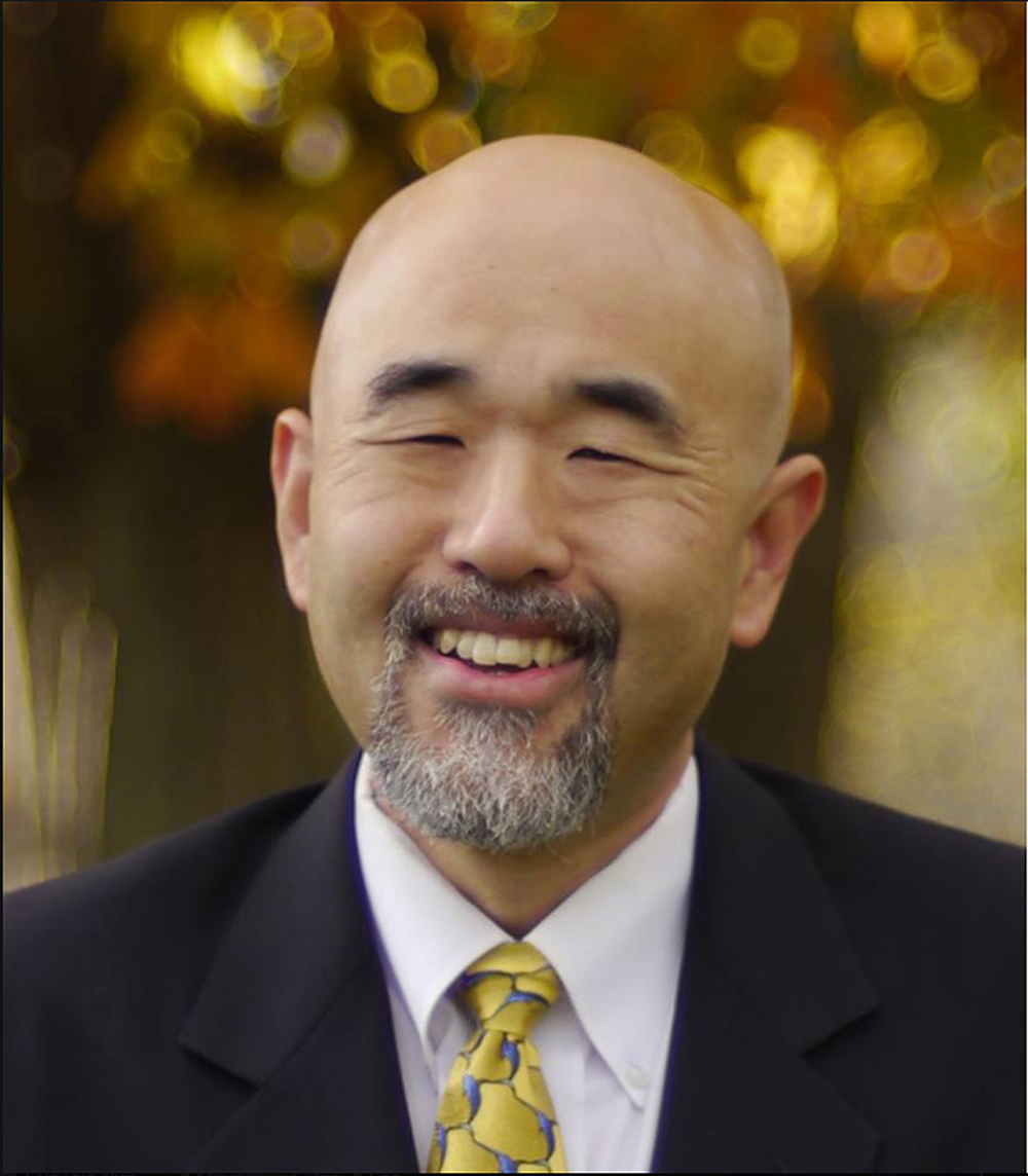 Pastor of Salem Korean UMC, phto by the Rev. TJ KMim