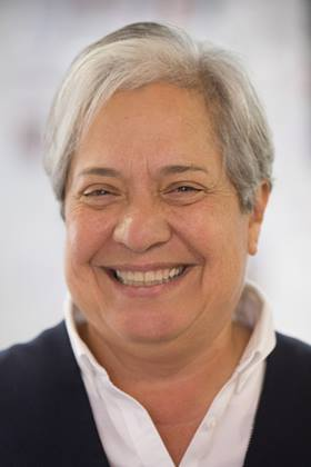 Sister Norma Pimentel is CEO and director of Catholic Charities for the Rio Grande Valley in McAllen, Texas. Photo by Mike DuBose, UMNS.