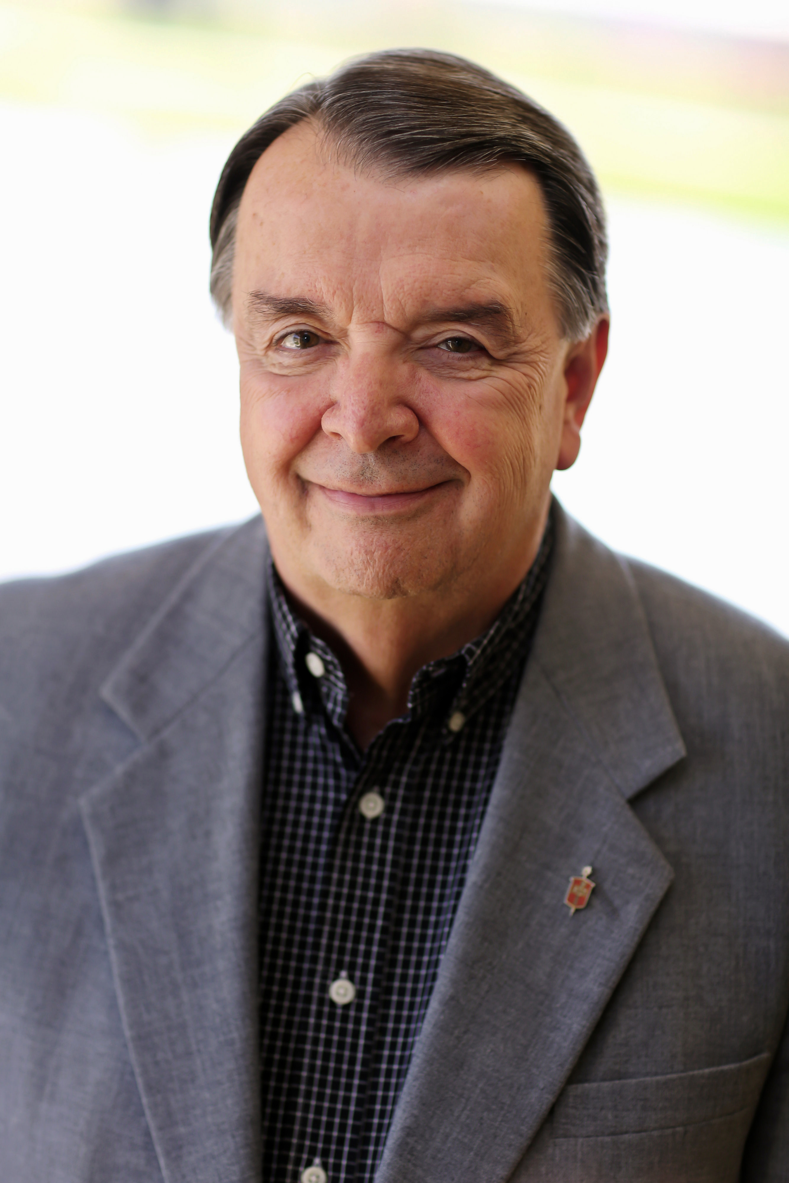 Photo of retired Bishop Michael J. Coyner, courtesy of the Indiana Conference of The United Methodist Church website.