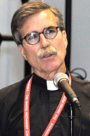The Rev. Paul T. Stallsworth. Photo courtesy of Ministry Matters.