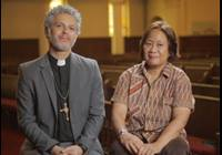 The Rev. Alex da Silva Souto is a co-author of the Simple Plan, which eliminates all restrictions in the Book of Discipline related to the practice of homosexuality, and Karen G. Prudente is a co-signer.
