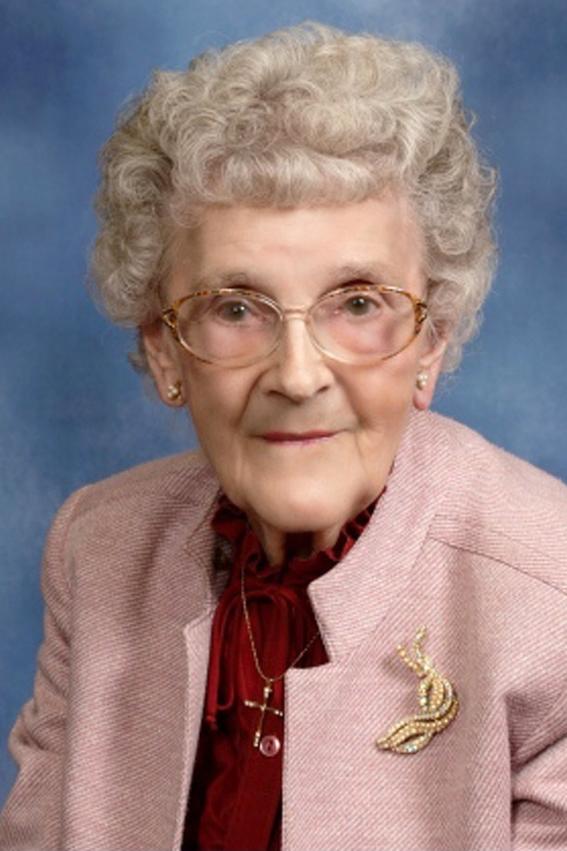 The Rev. Grace E. Huck. Photo courtesy of Dakotas UMC.</em>