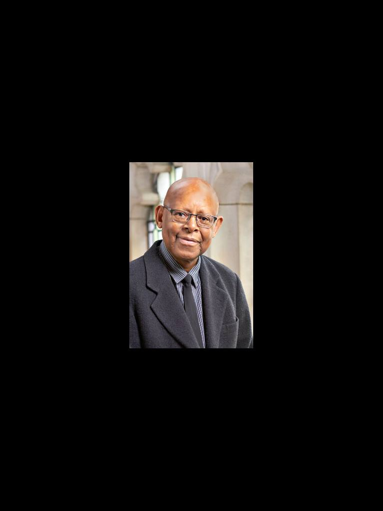 The Rev. James Cone. Photo courtesy Council of Bishops.