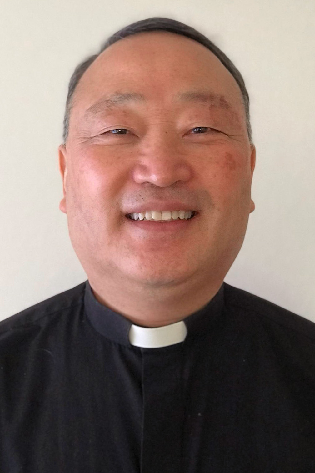 The Rev. Sungho Lee.  Photo courtesy of the Rev. Sungho Lee.