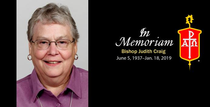 Bishop Judith Craig was the first woman bishop to be assigned to the West Michigan and Detroit Conferences, serving from 1984 to 1992. UMNS file photo.