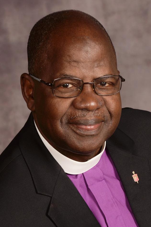 Evêque David Yemba. Avec l'aimable autorisation du Conseil des évêques.