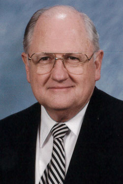 The Rev. Donald W. Haynes Photo courtesy of Donald W. Haynes.