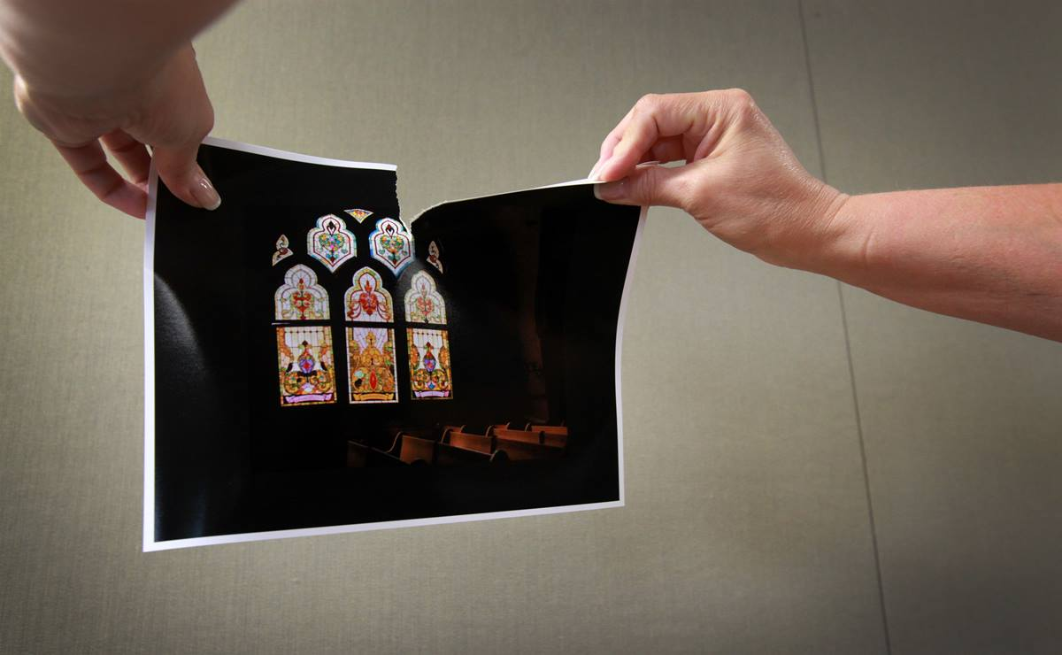 As United Methodists prepare for the special General Conference on Feb. 23-26, they might learn from the experiences of other denominations that have dealt with their own splits. Photo illustration by Kathleen Barry, UMNS.