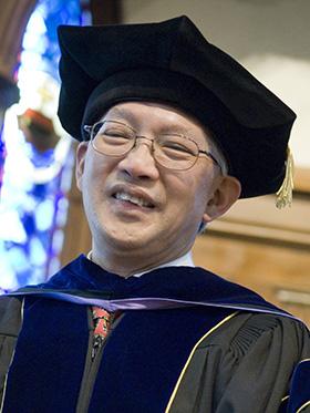 The Rev. Kah-Jin Jeffrey Kuan. Photo courtesy of Drew University/Shelley Kusnetz.