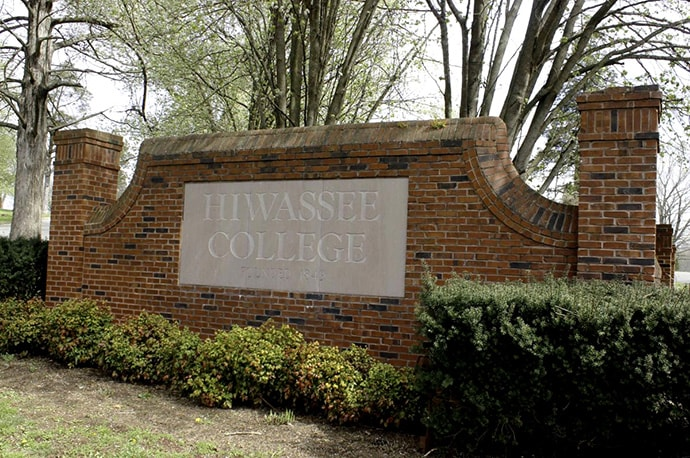 Hiwassee College in Madisonville, Tenn., will close on May 10, at the end of its spring semester. The 170-year-old school is affiliated with the Holston Conference of The United Methodist Church. File photo courtesy of the Holston Conference.