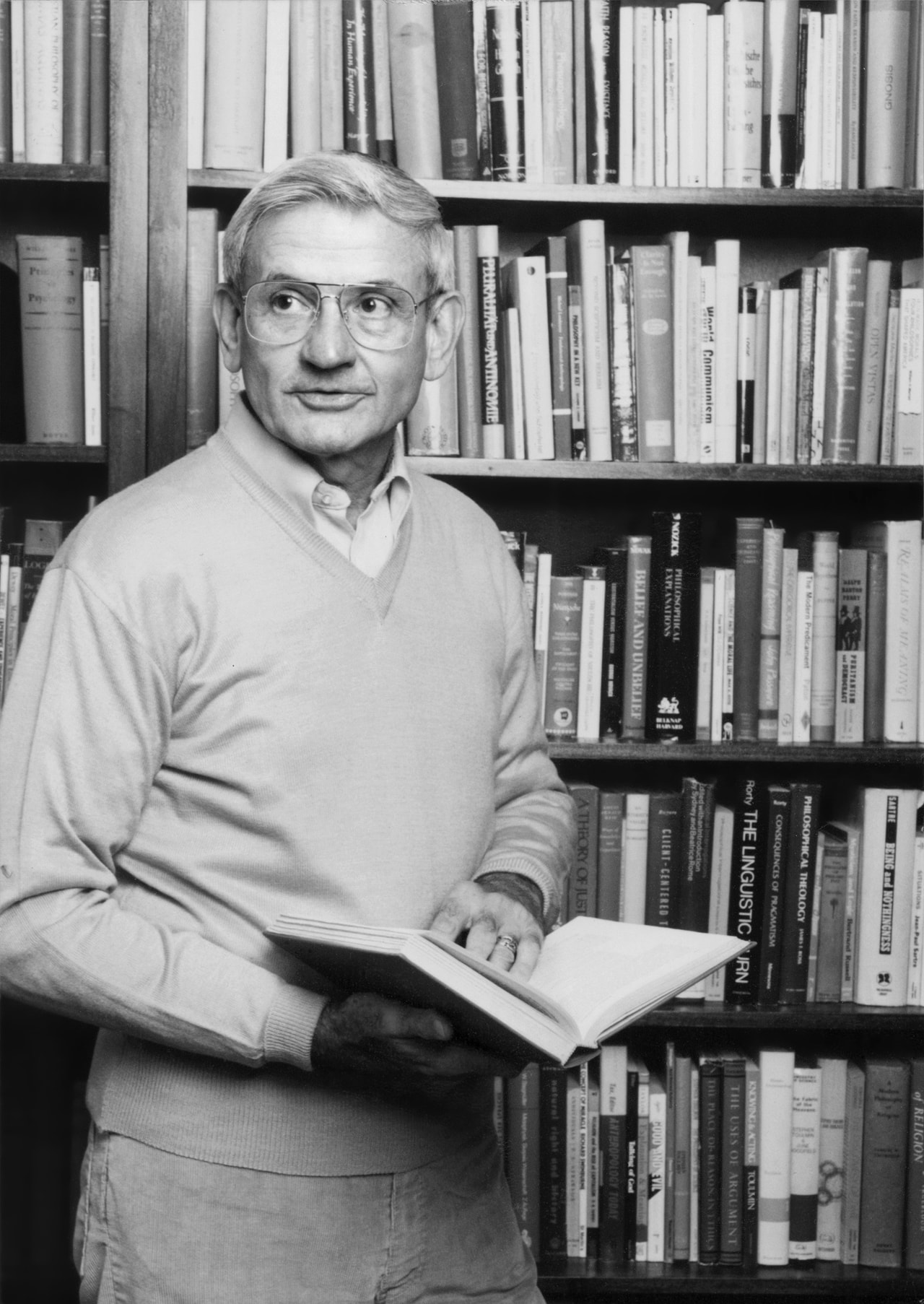 The Rev. Schubert Ogden, a longtime professor at Perkins School of Theology, died June 6 in Louisville, Colorado, near Boulder and Denver. He was 91. Photo from Wikimedia Commons, licensed under the Creative Commons Attribution-Share Alike 3.0 Unported license.