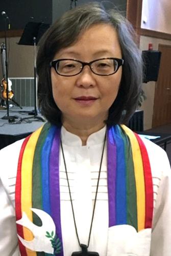 The Rev. In-Sook Hwang. Photo courtesy of Rev. Hwang.