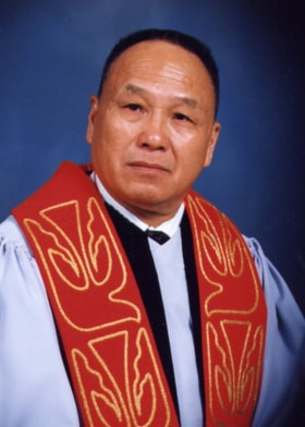 The late Rev. Jonah Xou Yang was a colonel in the American secret army in Laos during the Vietnam War. He became the first Hmong clergyperson in The United Methodist Church after he came to the U.S. and was the founding pastor of the Hmong Christian Community Church. Photo courtesy of ChristWay United Methodist Church.