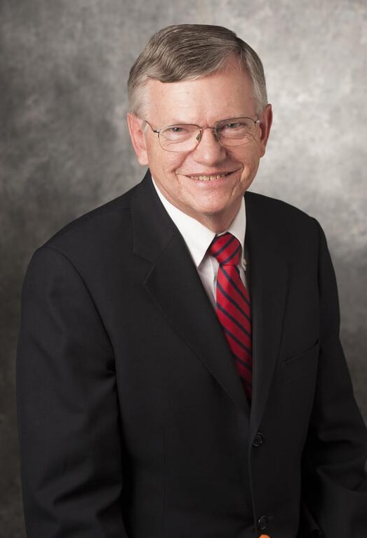 The Rev. Ted Campbell. Photo courtesy of Post-Way-Forward Gathering of UM Scholars website.