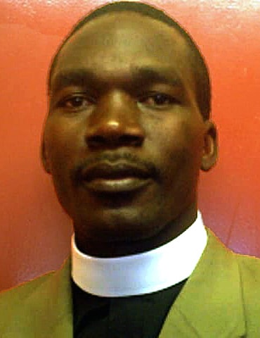 The Rev. Kennedy Mwita is the senior pastor of First United Methodist Church Moheto.  Photo courtesy of the Rev. Kennedy Mwita.