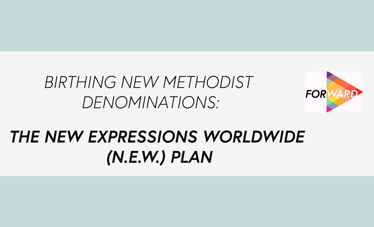 기존 연합감리교회를 4개의 새로운 교단으로 나누자는 제안이 2020년 총회에 제출되었다. 이미지 제공, 유엠-포워드.