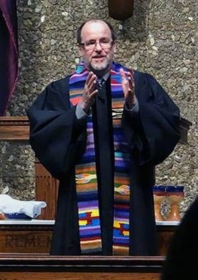The Rev. Kenny Dickson, a Texas pastor, founded Crossroads Faith and Film to bring worthy films to the attention of moderate to liberal Christians, including United Methodists.  Photo courtesy of the Rev. Kenny Dickson.