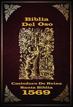 Cover of La Biblia del Oso. Courtesy of Bishop Joel N. Martinez.