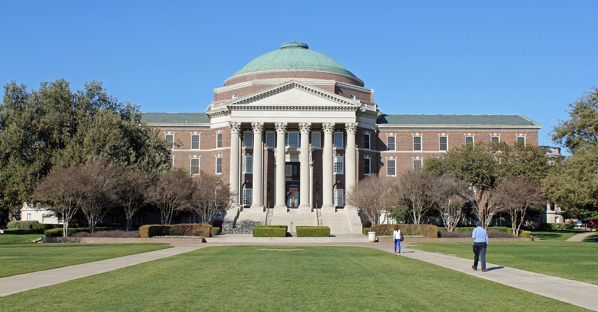 Southern Methodist University in Dallas recently changed its Articles of Incorporation and now faces a lawsuit filed by the South Central Jurisdictional Conference of The United Methodist Church. The dispute involves the degree of United Methodist control of the school and comes as the denomination faces an uncertain future. Photo courtesy of Wikimedia Commons, Creative Commons.