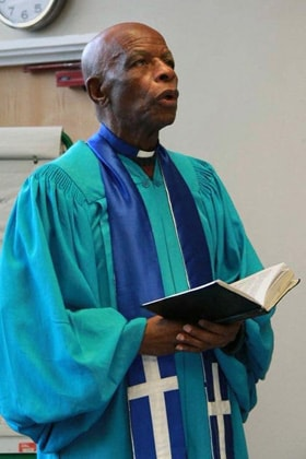 The Rev. Andrew Mhondoro. Photo courtesy of The UMC UK Media & Publications. UM News remembers notable United Methodists who died in 2019.