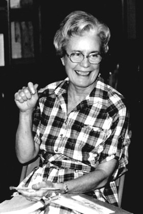 Jane Marshall. Photo courtesy Perkins School of Theology's Bridwell Library. UM News remembers notable United Methodists who died in 2019.