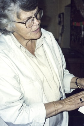 Norma J. Kehrberg. Photo by Glenn Maddy, courtesy of United Methodist Committee for Overseas Relief. UM News remembers notable United Methodists who died in 2019.