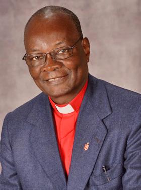 Evêque Gabriel Unda, de la Conférence Annuelle du Congo-Est. Photo du Conseil des Évêques.