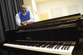 James W. Story is working to preserve African American spiritual songs through an album and stage shows. Photo by Josh Cross, courtesy of Gallatin News.