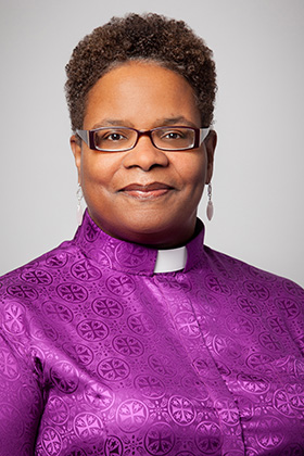 Bishop LaTrelle Easterling. Photo by Tony Richards for the Baltimore-Washington Conference.
