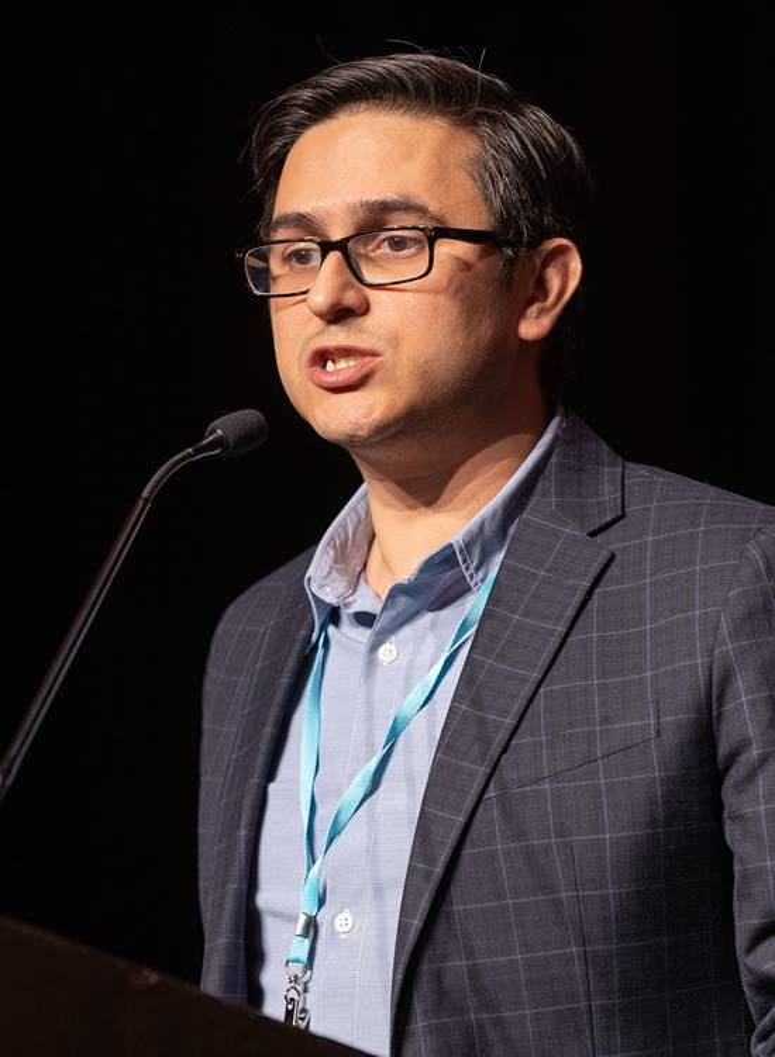 Manuel Padilla, Director Interino del Plan Nacional para el Ministerio Hispano-Latino. Foto Mike DuBose, Noticias MU.