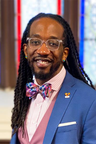 The Rev. Jay Williams. Photo courtesy of the Rev. Jay Williams.