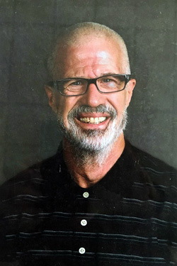 The Rev. Michael Kurtz. Photo by Robert Louis Kelsey, courtesy of the Western North Carolina Conference.