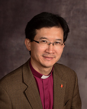 Bishop Eduard Khegay. Photo courtesy of the Council of Bishops.