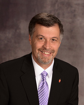 Bishop Mark Webb. Photo courtesy of the Council of Bishops.