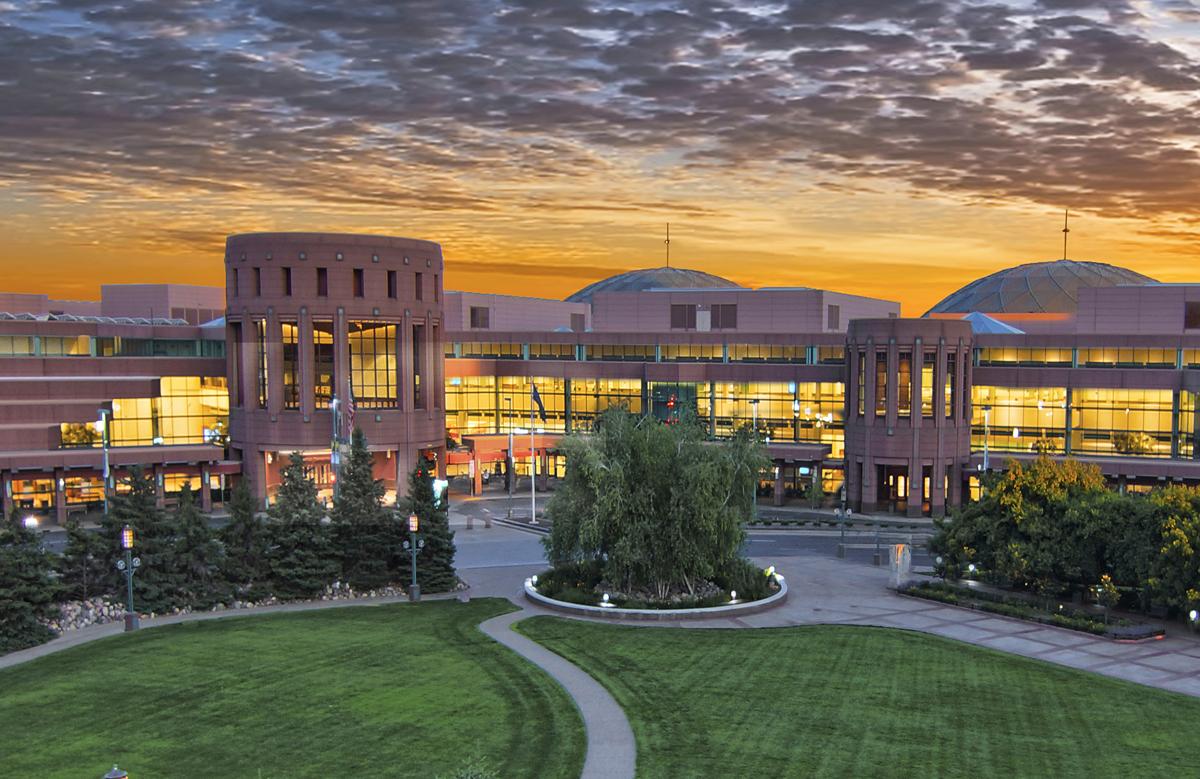 2020년 연합감리교 총회가 열릴 예정이었던 미네아폴리스 컨벤션 센터. 사진 댄 앤더슨. 사진 제공 미네아폴리스 컨벤션 센터.