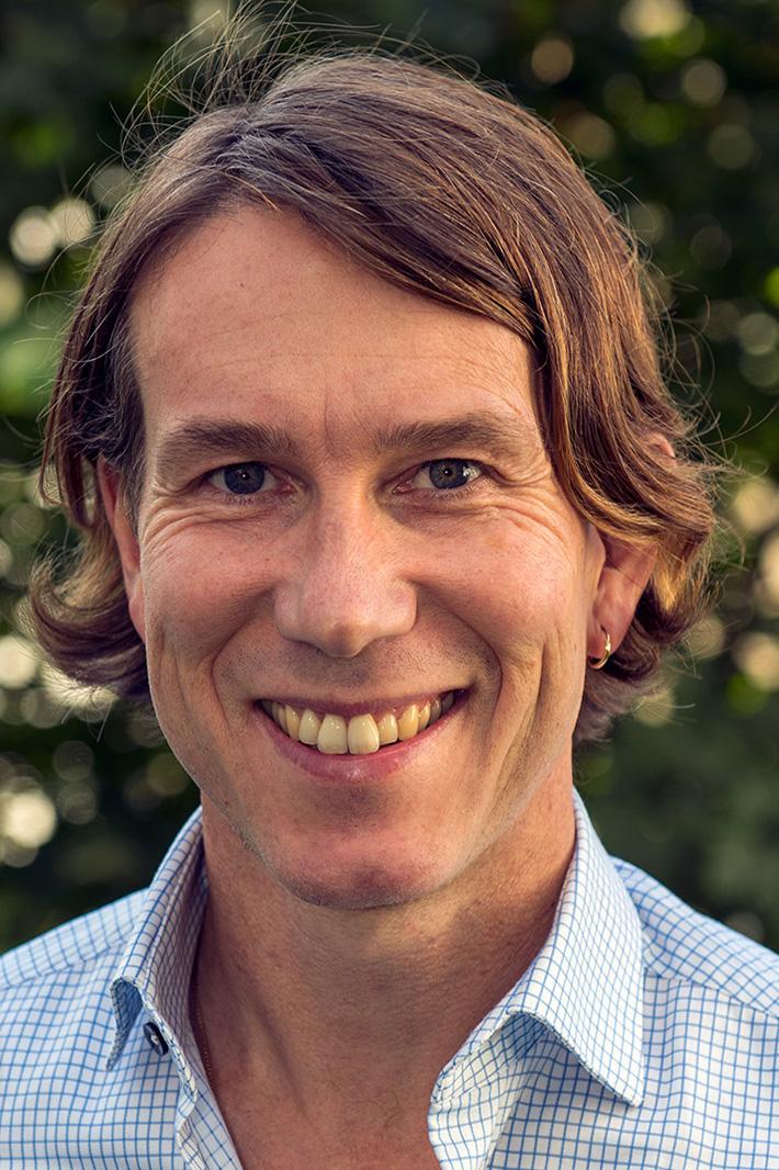 Le Rév. Knut Refsdal. Photo de Karl A. Ellingsen.