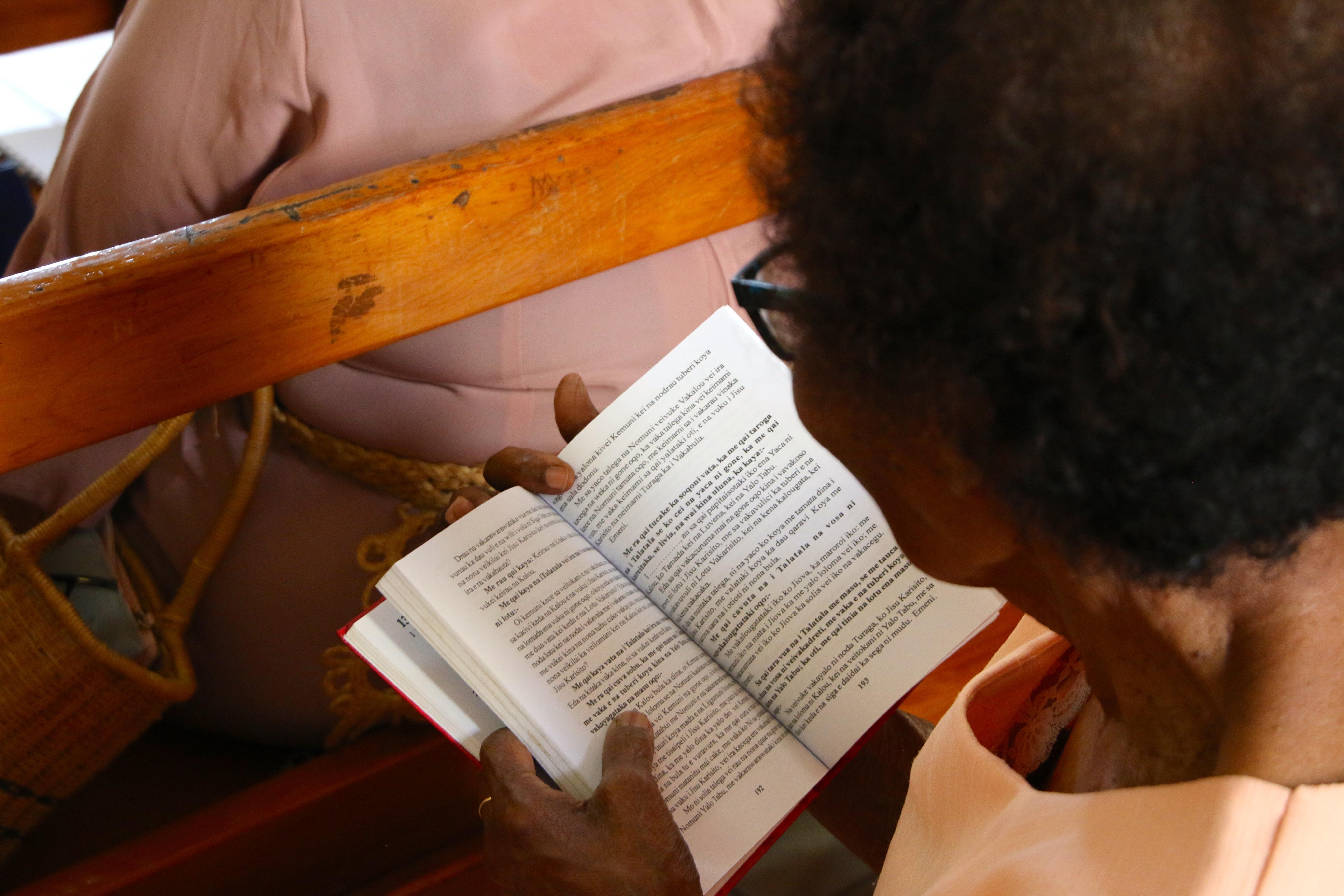 """""""Nuestro papel y misión es cuidar a las personas """", dijo la obispa Marisa de Freitas Ferreira, de la Iglesia Metodista de Brasil. Foto Marcelo Schneider, CM."""